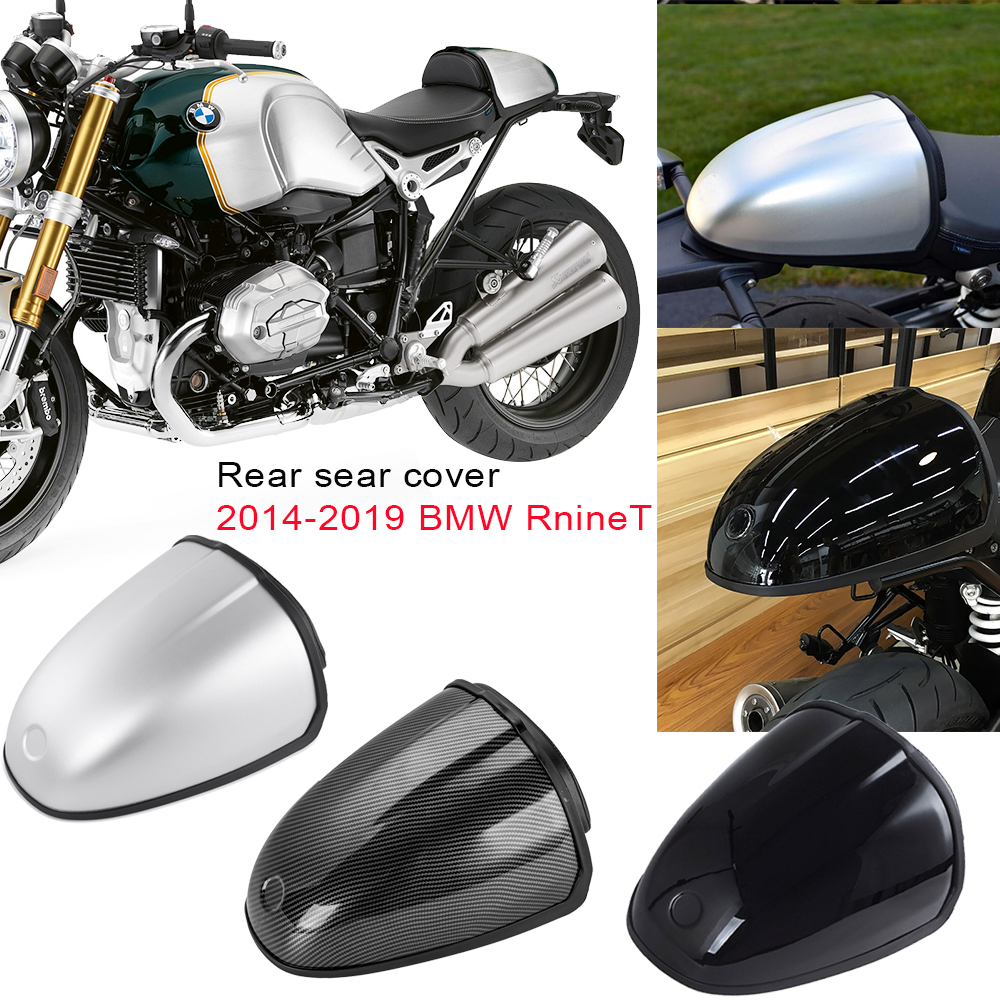 Motorcycle  RNINET Accessories Rear Pillion Seat Cowl Hump Cover Cowl For 2014-2017 BMW R NINE T R9T 2015 2016 14 15 16 17
