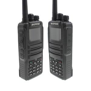 Image 4 - Dual Band Two Way Radio Baofeng Digitale DMR Ham Amateur Radio Station Transceiver DM 1701 Walkie Talkie Ebene 2 Dual Zeit slot