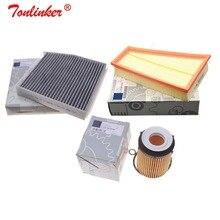 Воздушный фильтр для салона фильтр для масла фильтр 3 шт. для Mercedes Benz B-Class W246, W242 2011- B160 B180 B200 B220 B250 Модель Набор фильтров