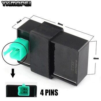 4-контактный чип DC CDI REV BOX 125CC 150CC 200CC 250CC 300CC ATV SCOOTER GO KART