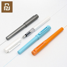 Oryginalny pióro wieczne Mijia Kaco SKY 0.3mm 0.4mm płynne pisanie przenośny kieszonkowy podpisanie kolorowe pióro atramentu Sac pudełko na długopis
