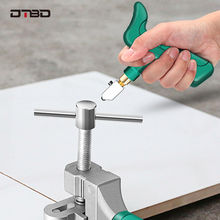 DTBD Hand Held Manual Scribing Delimitation Glass Tile Opener New Multi-Function Durable Roller Cutter Large Wheel Tools