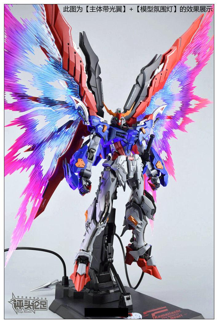 New Action Figure 1//72 MB KAMAITACHI Destiny Gundam Vientiane toys instock