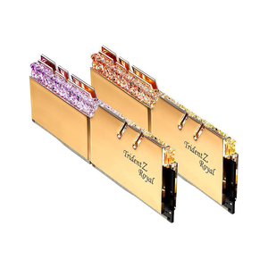 Image 1 - G. skill trident z royal series rgb pc, ram ddr4 memória pc4 8gb 32gb 16gb 3200mhz 3000mhz 3600mhz desktop 8g 16g 4266 3000mhz