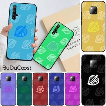 Benz Animal Crossing New Hori Riddle Phone Case for huawei honor 10i 8x 8 9 10 lite view 10 20 image