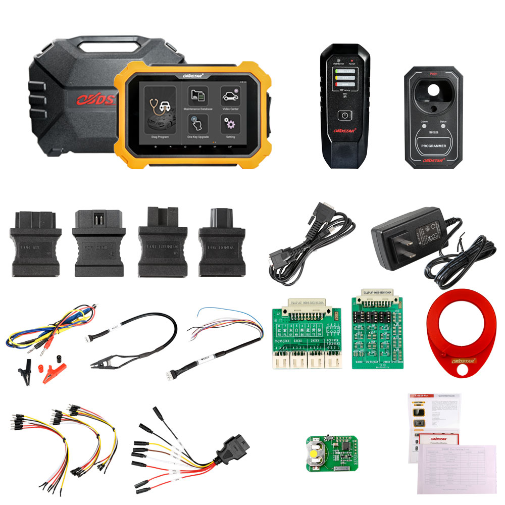 Image 5 - OBDSTAR X300 DP Plus X300DP Auto Key Programmer Pin Code Odometer Correction EEPROM for Toyota Smart Key With P001 Programmer-in Auto Key Programmers from Automobiles & Motorcycles on AliExpress