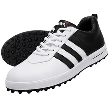 Sneakers Shoes Golf-Chaussure PGM Profession Sport-Trainers Waterproof Non-Slip Men Breathable