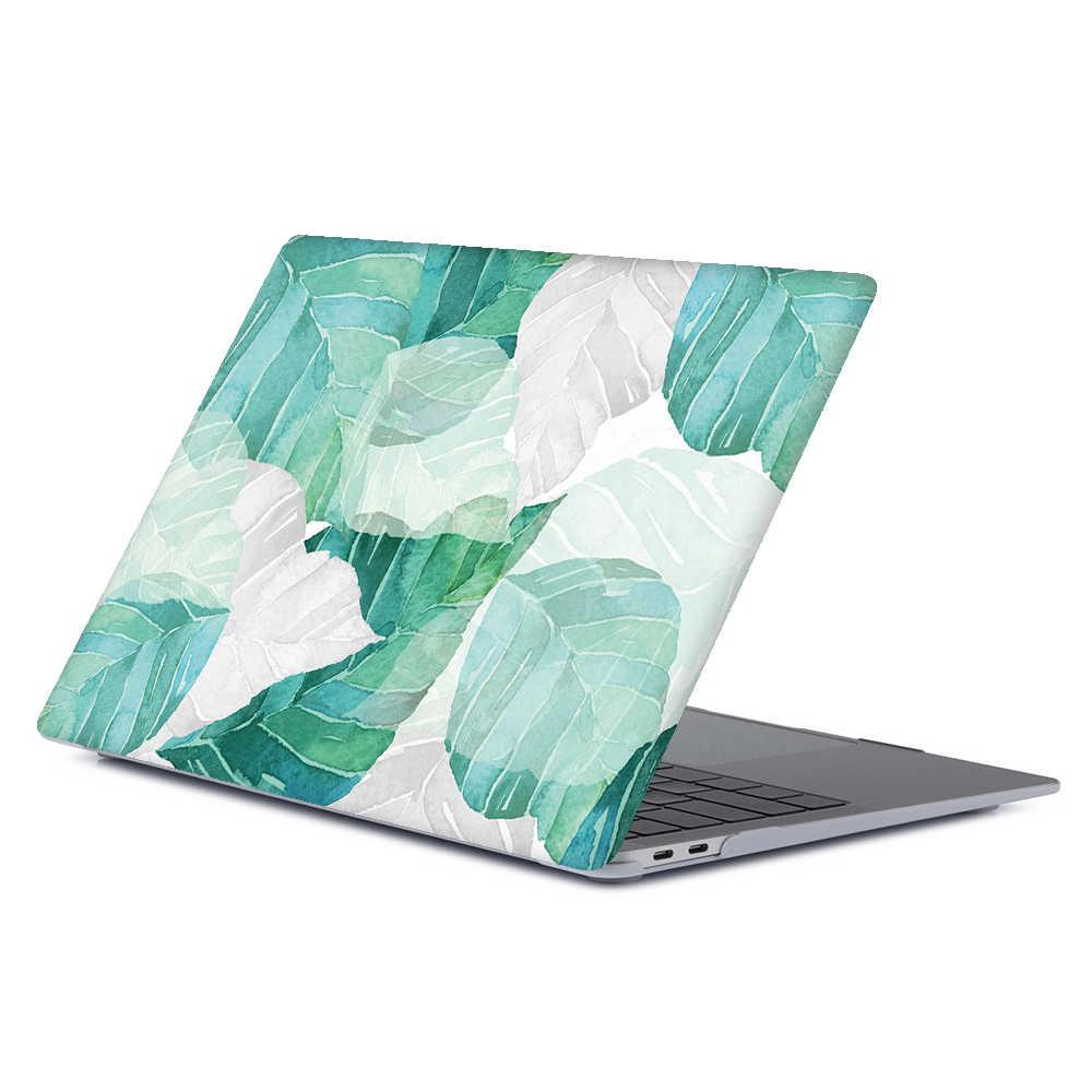 Laptop Fall Für MacBook Touch ID Air 13 Pro Retina 11 12 13 13,3 15 für mac buch Neue Pro 13 A2159 Touch Bar Shell tastatur Abdeckung
