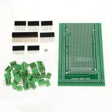 MEGA-2560 R31 прототип винт Соединительный клеммный модуль комплект блок щит комплект коммутационная плата