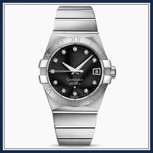 Constellation 38mm relógios mecânicos de negócios masculinos de luxo relógios automáticos à prova dwaterproof água 1:1007
