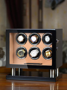 Watch Winder Watches-Organizer Gift-Box Electric-Rotating-Box Automatic Mode/suprise