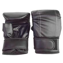 Взрослые боксерские перчатки, боксерский мешок с песком для грэпплинга, тайские спарринг перчатки для тренажерного зала