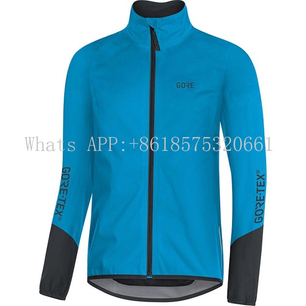 GORE hommes coupe-vent veste de cyclisme printemps haute qualité vtt multifonction maillot mince à manches longues vélo jerbike coupe-vent manteau