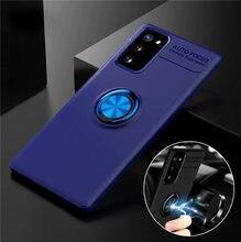 Coque avec anneau magnétique, étui souple avec support, édition Fan, pour Samsung Galaxy S20 FE S20FE S20 Ultra S20