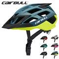 Cairbull AllRide велосипедный шлем MTB велосипедные шлемы M L для взрослых женщин и мужчин защита головы 52-61 см в форме спортивный защитный велосипедн...