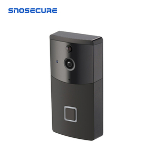 Image 2 - Snosecure ドアベルカメラスマート低消費 wifi カメラワイヤレススマートビデオナイトビジョン pir 検出チャイム