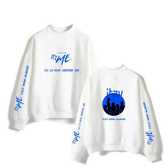 ITZY THEMED SWEATSHIRT (25 VARIAN)