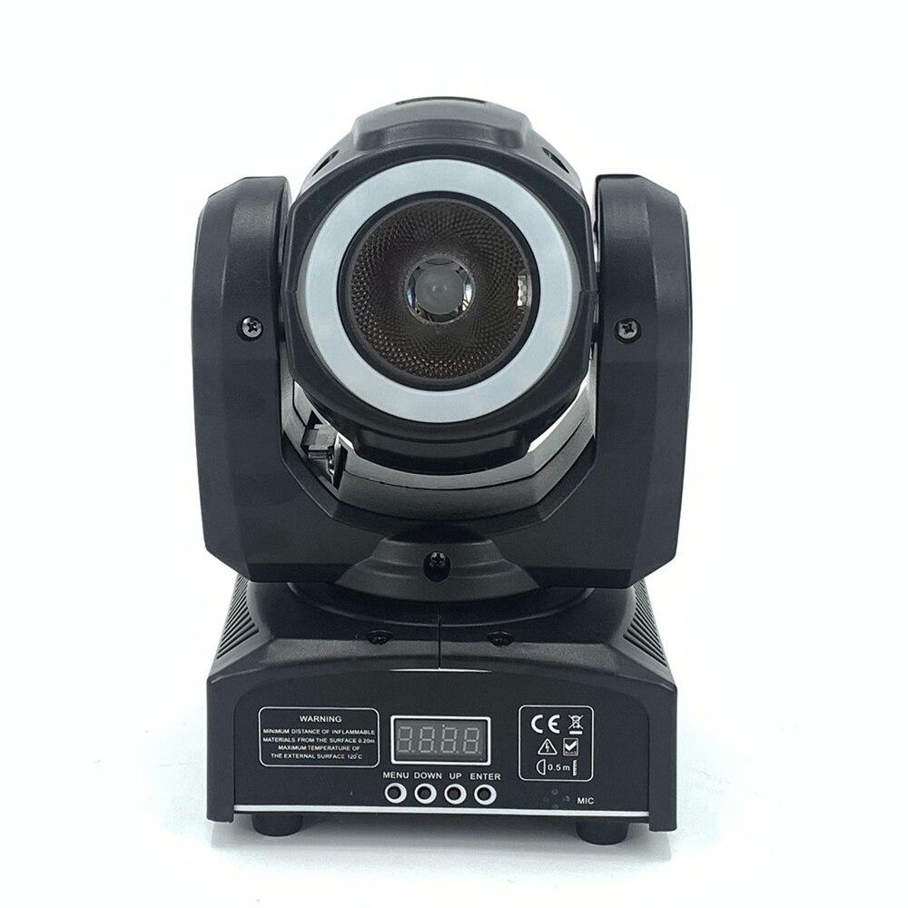 Mini cabeza móvil dj beam 65W con 12LED SMD5050 RGB, luz led superbrillante 60W, luz de foco LED para DJ, control dmx Linterna de búsqueda recargable LED de 80W 8000LM, linterna LED USB, lámpara de luz nocturna de 2 lados, foco de mano Ultra Larga modo de reposo