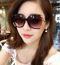 LONSY Sexy Cat Eye Sunglasses Women Vintage Retro Shaped Sun Glasses Female Eyewear Gray Gradient Brand Designer