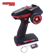 2.4G Radio Remote Control 4CH 6CH Transmitter with Receiver for RC Car Boat Tank Model