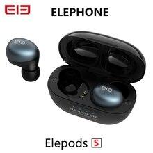 Earphone Waterproof Sports Headset Bluetooth Earbuds Hifi Stereo Noise-Cancelling Tws Mini