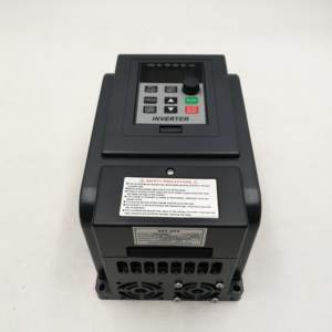 Image 1 - AT4 1.5KW/2.2KW 220V Single Phase input and 380v 3Phase Output Frequency Converter  Drive / Frequency Inverter / VFD New