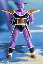 in stock Demoniacal Fit 1/12 Ginew action figure Model Doll Dragon Ball Z Freeza Soldier Brinquedo captain ginyu toy