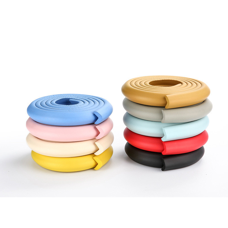 2M Baby Safety Table Desk Edge Guard Strip Home Cushion Guard Strip Furniture Safe Protection Children Bar Strip Soft Thicken