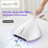 Newest Deerma Vacuum Cleaner Hand Held Anti Dust HEPA Vacuum Cleaner UV Mites kill 13000Pa for Bed Mattress Pillow Sofa