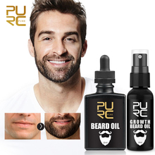 Fast Growth Beard Hair Oil Anti Hair Loss Spray Man Beard Conditioner Fuller Moustache Anti Hair Fal