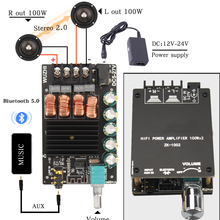 Module Amplifier-Board Speaker Audio-Amp Power HIFIDIY Music Stereo Digital Bluetooth