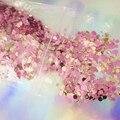 12 цветов/50 г, хлопковые конфеты   2 тона, не сужающийся книзу массивный блеск микс   Розовый и золотой массивный матовый Бирюзовый металлик и т...