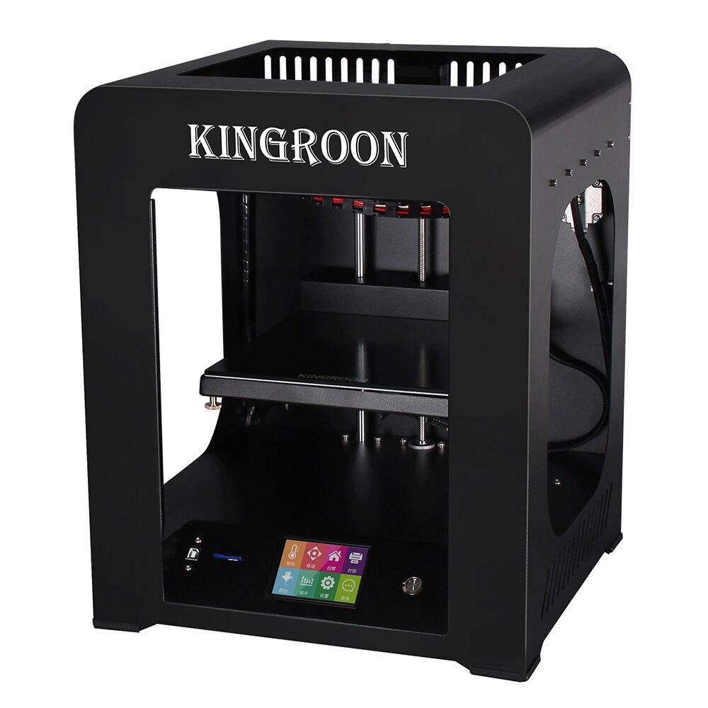 Drukarka 3D KINGROON w pełni zmontowana z ekranem dotykowym wspomaganym poziomem 7.9