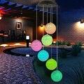 Светодиодный светильник на солнечной батарее для дома и сада QJ888