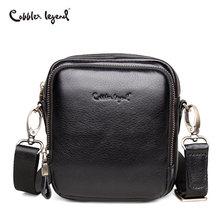 Cobbler Legend Genuine Leather Bag Men Bags