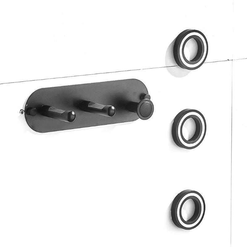 Suporte de Montagem na Parede Secador de Cabelo Prateleira do Banheiro Rack para Dyson Supersônico Whosale Dropship &