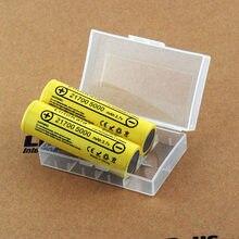 21700 batteria al litio 3.7V/4.2V grande capacità 5000 mAh batteria ricaricabile testa piatta potenza batteria nucleo