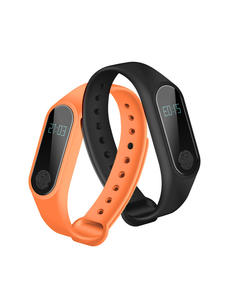 Calorie-Band Bracelet Sport-Watch Running-Tracker Fitness Kids Smart Women Fashion M2