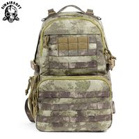 SINAIRSOFT 1000D 35L Capacity Men Army Military Tactical Large Backpack Waterproof Outdoor Sport Hiking Camping Hunting