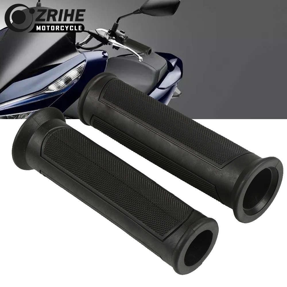 Motorcycle Rubber Handlebar Grips Hand Bar For Vespa Granturismo 125/200 GTS 125/250 S125/150/300 Super CFMOTO400NK CFMOTO 650NK