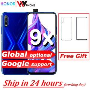 Honor 9x Smart Phone 6.59 inch Lifting F