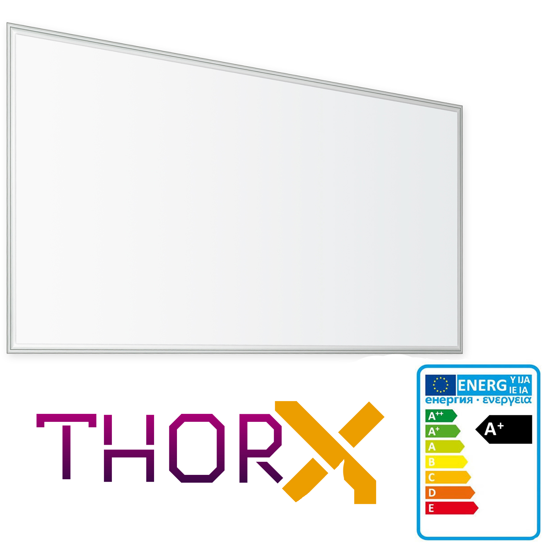Thorx Led B 120X60 Cm Ultraslim Pannello Led 60 W, 5700lm Led Driver 100 240 V, Freddo/Caldo/Neutro Bianco Giappone Corea di Trasporto Veloce - 2