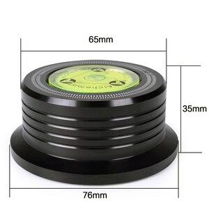 Image 3 - Estabilizador de disco de metal do vinil do lp da braçadeira de peso do registro de alumínio para o jogador de registros acessórios estabilizador de peso do disco lp