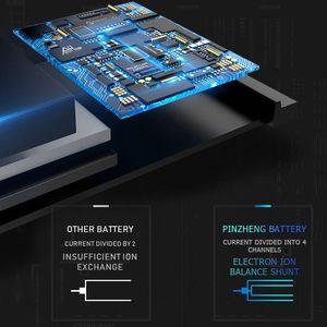 Image 4 - Batería de alta capacidad PINZHENG para iPhone 6 Plus 6s Plus, Bateria de repuesto para iPhone 6 Plus, 6s Plus, baterías con herramientas gratis