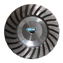 Diameter 100mm Aluminum Based Grinding Cup Wheel Thread Diamond Grinding disc 2 pcs for Granite marble concrete brock 100mm diamond grinding wheel disc bowl shape grinding cup concrete granite stone ceramics tools