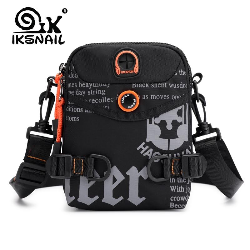 IKSNAIL Adjustable Waterproof Breathable Men Women Running Military Waist Bag Belt Pack Mobile Phone Holder Jogging Sports Bag