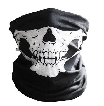 Cotton Grid Balaclava Hat Motorcycle Face Mask Men Outdoor Sports Windproof Dustproof Breathable Motorcycle Women Mask Scarf