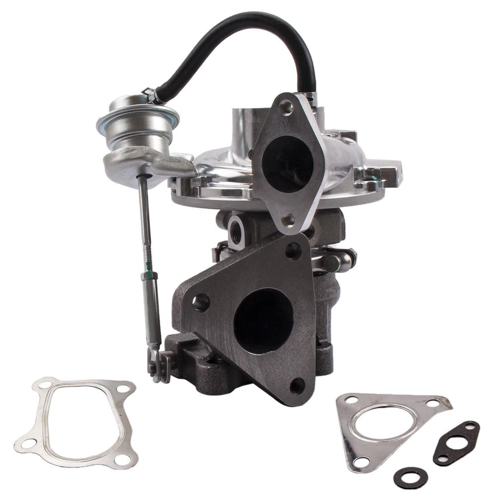 D22 VN4 turbocompresseur pour camion Diesel Nissan Navara YD25DDTI 2.5L 14411-MB40C