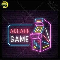Venta https://ae01.alicdn.com/kf/He9562dd3c4734afb9fbf0338695ffd2bS/Letrero de neón Arcade juego Bombilla de neón letrero de cristal para sala de juegos letrero.jpg