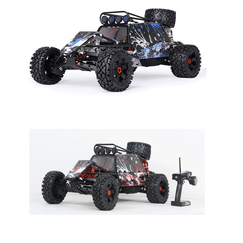 1/5 Rc Car 30.5cc Eninges Off Road Racing  Walbro 997 Carburetor & NGK Spark Plug with 2.4g Radio Remote Control for Rovan Baja|RC Cars| |  - title=